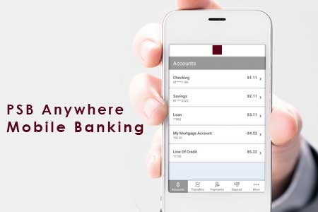 PSB Anywhere Mobile Banking